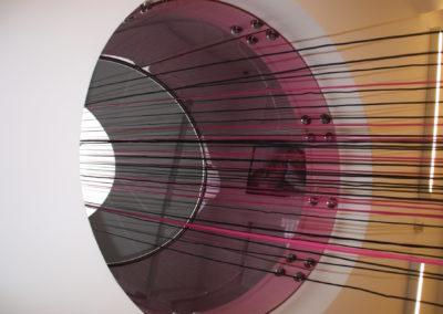 Balustrady szklane mocowane punktowo